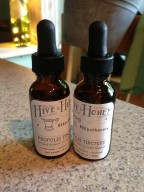 Hive and Honey BEEpothecary Propolis Tincture